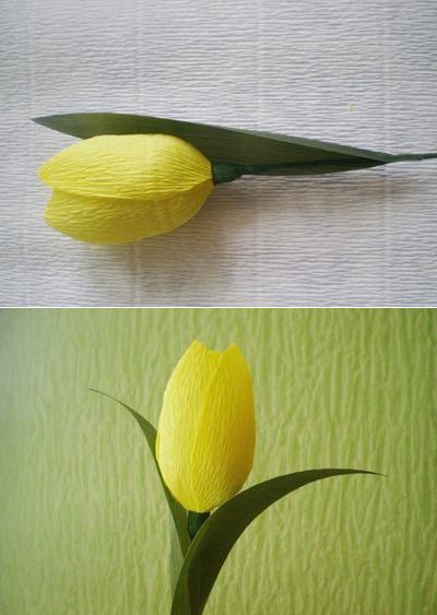 diy sweet chocolate tulip flower bouquet