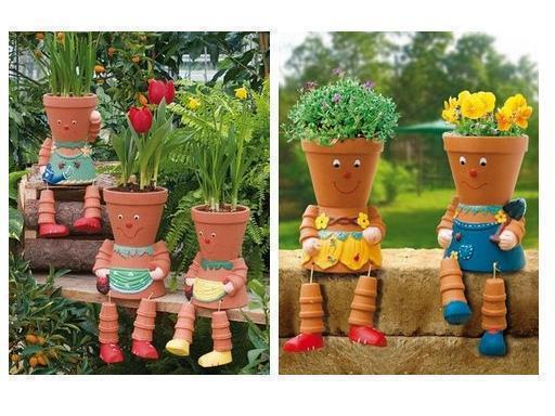 Clay-Pot-People