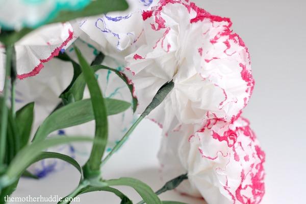 add-tape-to-tissue-flower