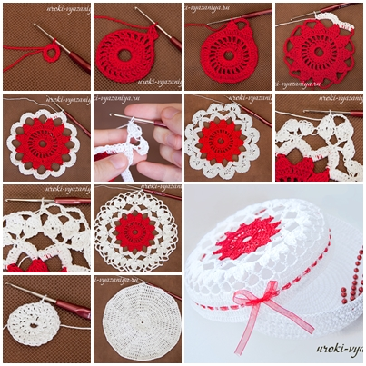 How To Diy Crochet Treasure Box Step By Step