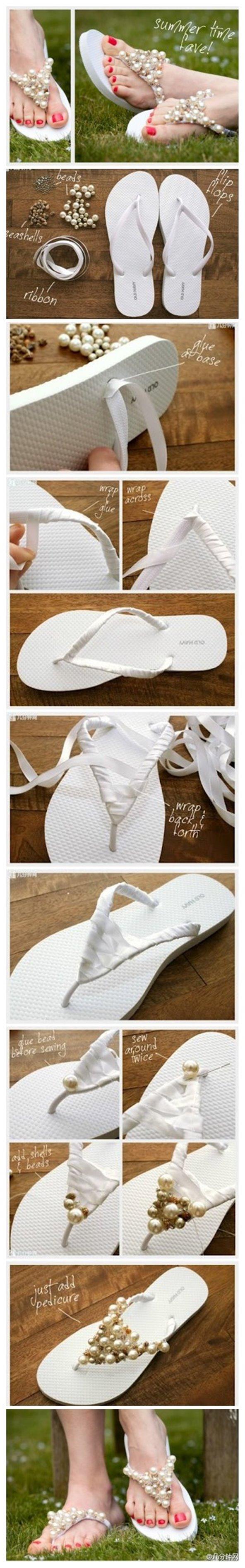 Transform Slippers Unique Creations