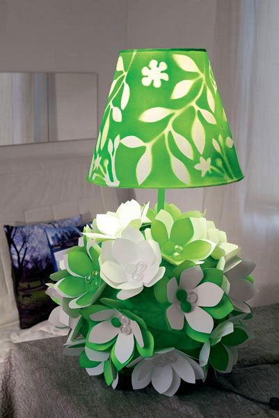 How to DIY Lamp Shade in a New Look