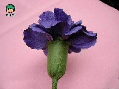 Happy Mother's Day Craft - Make a Carnation for Mom