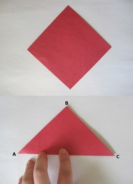 How to fold cute diy kusudama paper craft flower 2 mightylinksfo