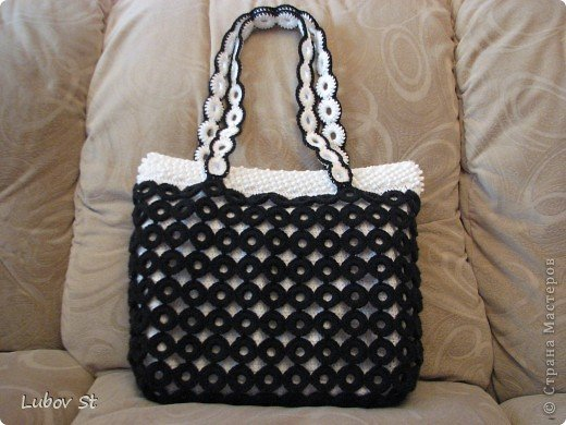DIY Beautiful Crochet Handbag