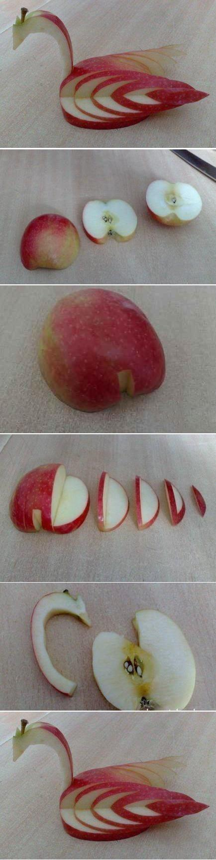 Apple-Swan