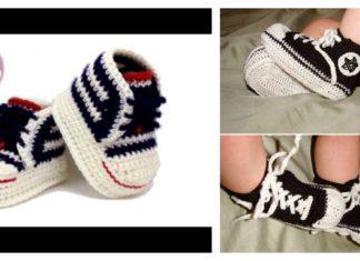 How To Crochet Tennis Booties