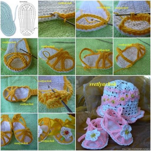 Crochet-Baby-Sandal-Featured