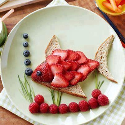 Food-Art-Fish