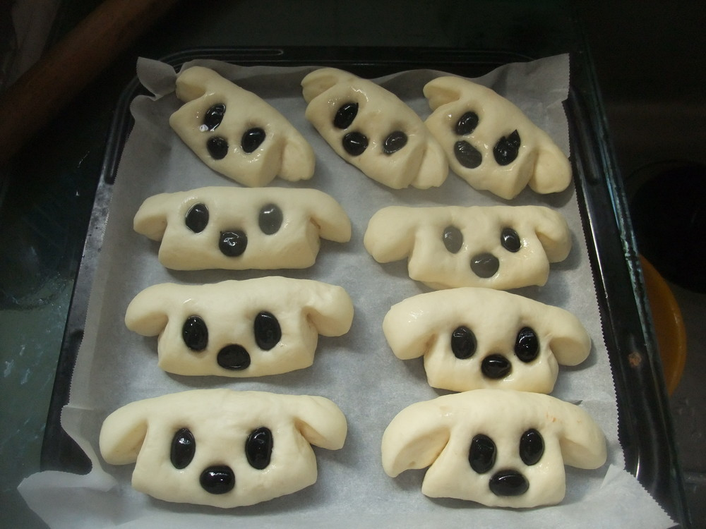 How-to-Bake-Dog-Shape-Hot-Dog-Sandwich-5