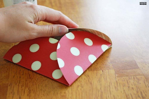 Make-Gift-Envelope-from-4-Circles-7