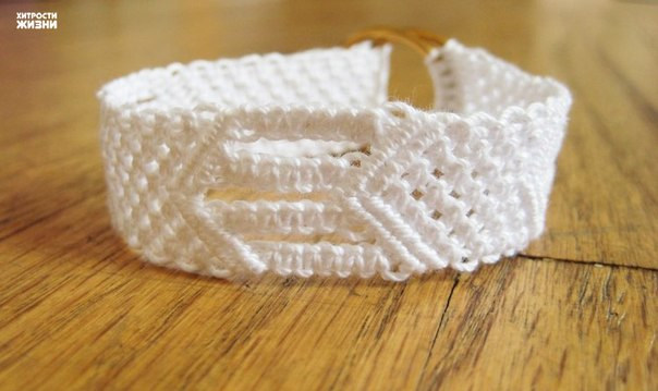 DIY Two Ring Closure Macrame Bracelet with Tutorial