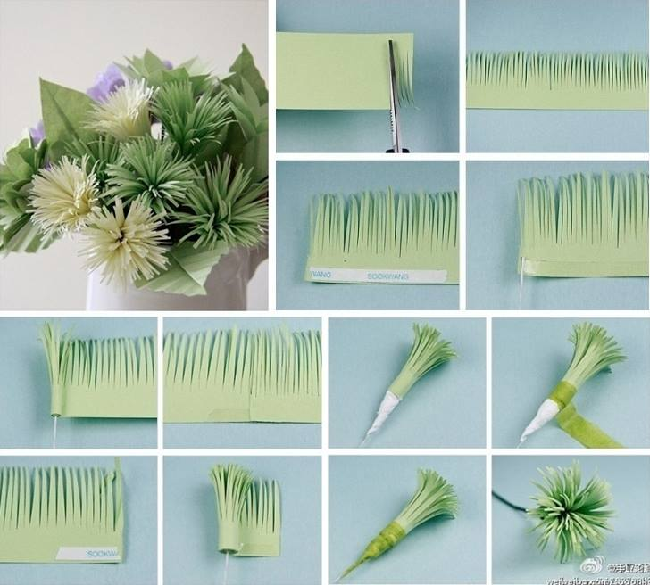 Cool creativity how to easy handmade paper flower i mightylinksfo