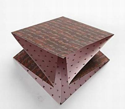 origami star box folding instructions