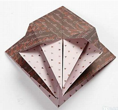 origami star box instructions