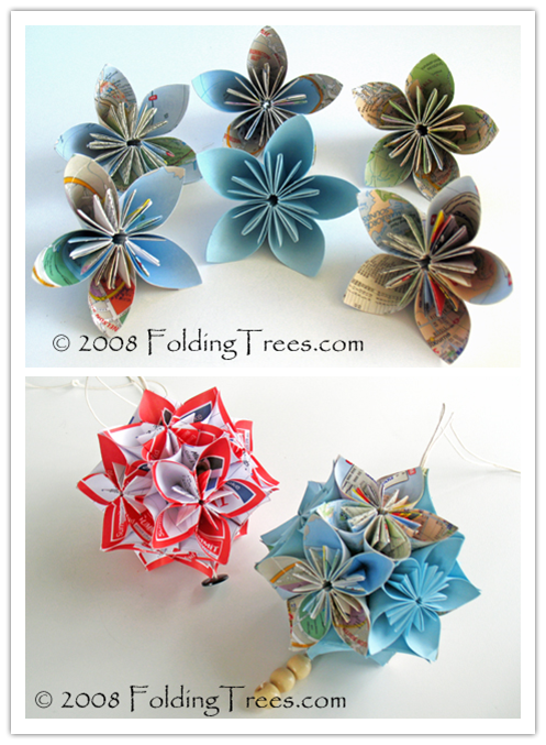 To fold beautiful kusudama paper flower balls how to fold beautiful kusudama paper flower balls mightylinksfo Choice Image