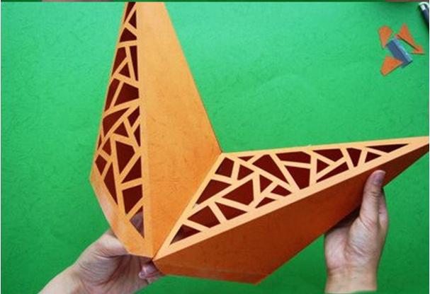 diy-3d-paper-star-wall-lamp-shade-00-07