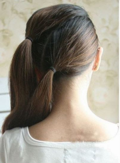 diy-double-ponytail-flower-shape-updo-hairstyle-2