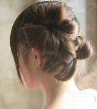 diy-double-ponytail-flower-shape-updo-hairstyle-7