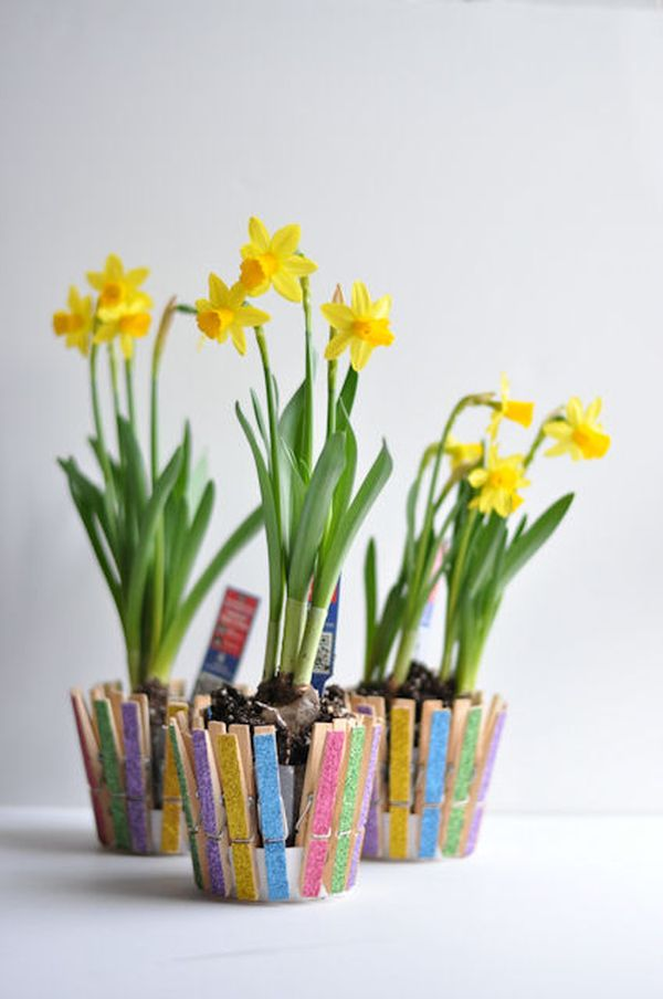 diy-make-flower-pot-with-clothespin-6