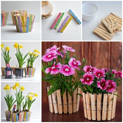 diy-make-flower-pot-with-clothespin-i