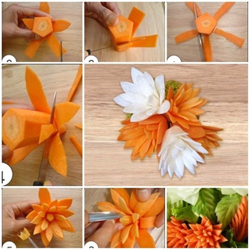 diy-perfect-carrot-flowers-for-salads-garnish-i