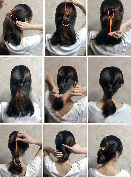 Sensational How To Do Fast And Easy Hairstyles 42948 How To Do Easy A Hairstyle Inspiration Daily Dogsangcom