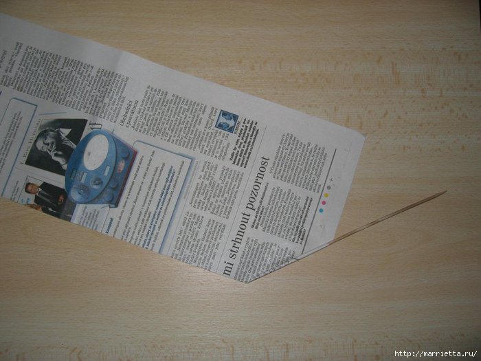 Weave Baskets With Newspaper Wicker You Can Try