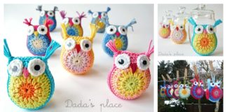 DIY How to Crochet Owl