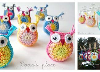 DIY How to Crochet Owl