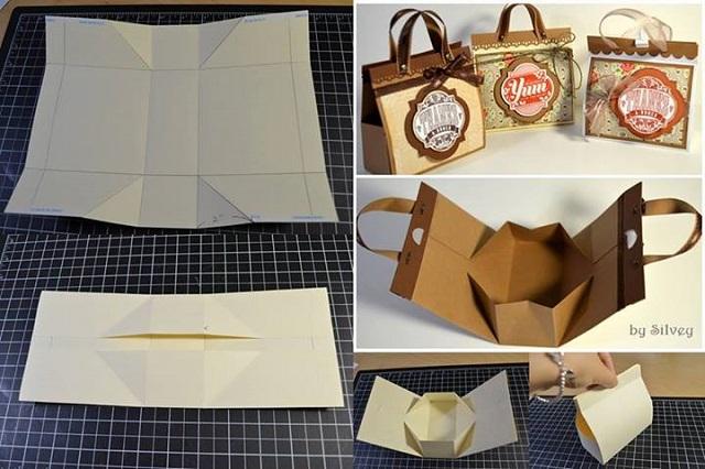 Mini-Cardboard-Bag-for-Presents-DIY