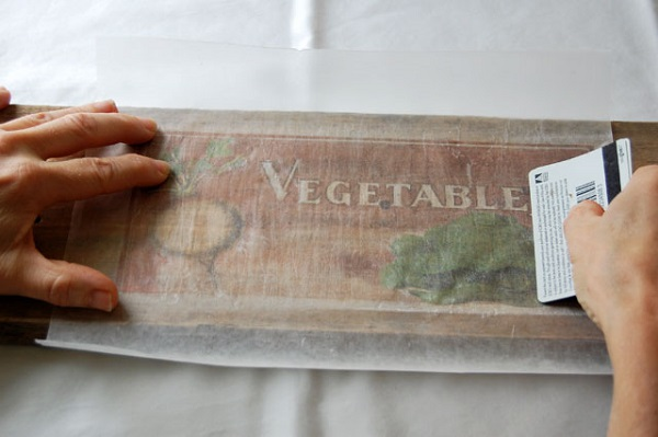 Diy How To Print Pictures On Wood