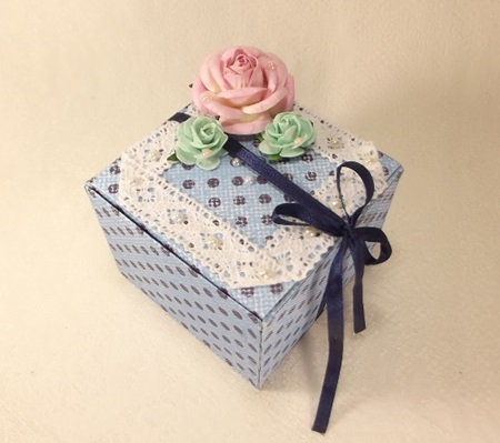 Diy beautiful gift box diy beautiful gift box 01 negle Images