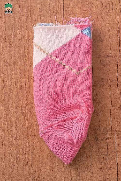 Diy Cute Cat Sock Toy