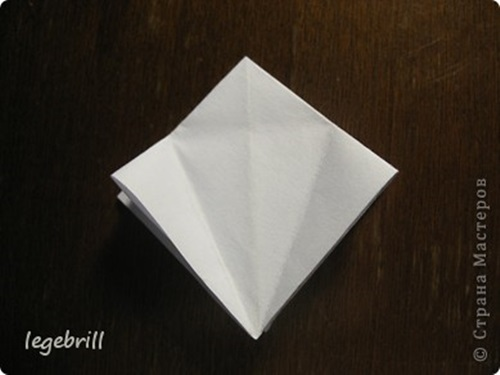 diy origami twisty rose
