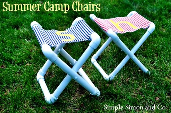Diy Pvc Pipe Camp Chair