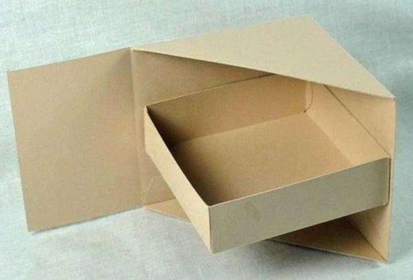 Diy Secret Jewelry Box From Cardboard