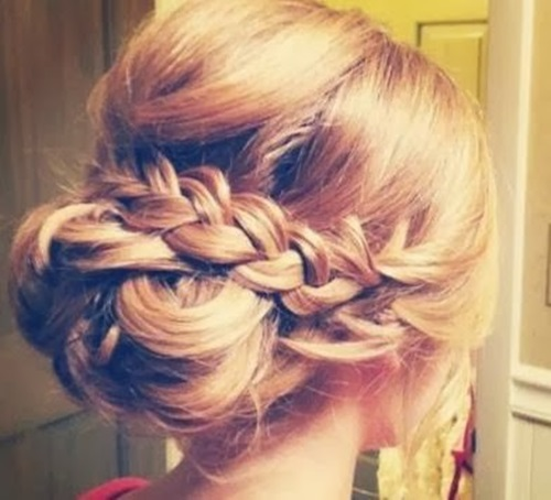 Diy Elegant Braided Low Bun Hairstyle 10 Cool Creativities