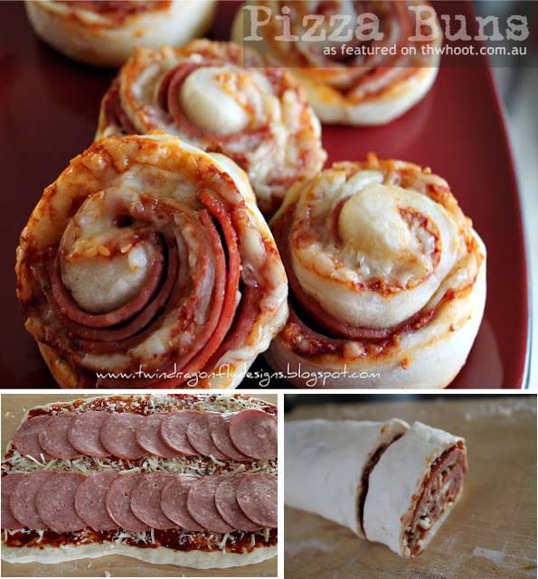 Pizza-Buns-Recipe