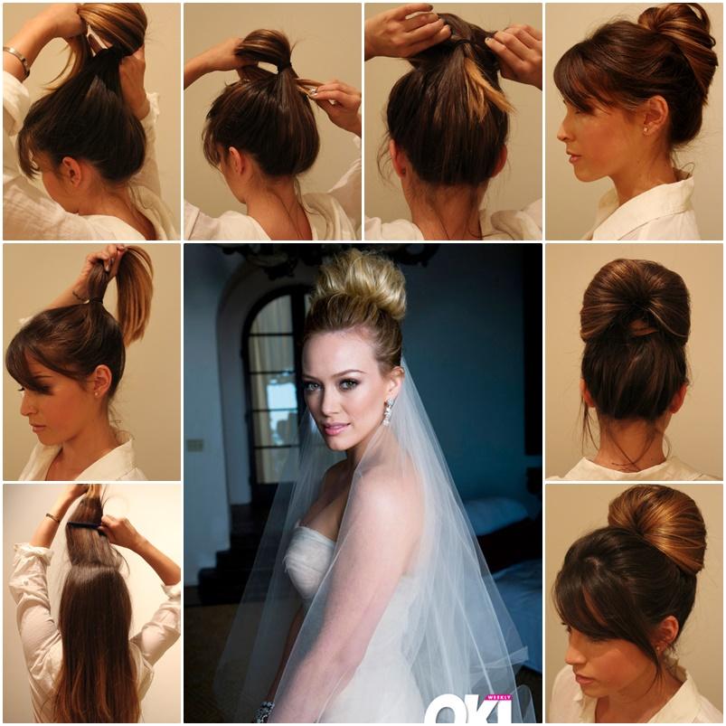 Diy Elegant Updos: DIY Easy Hair Updo