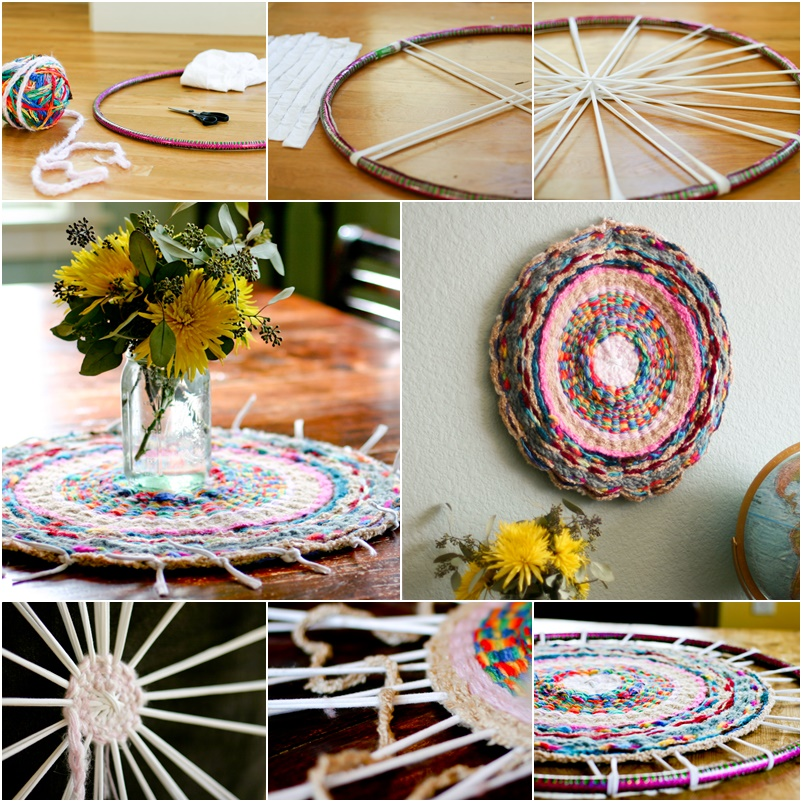 how to make garden hoops
