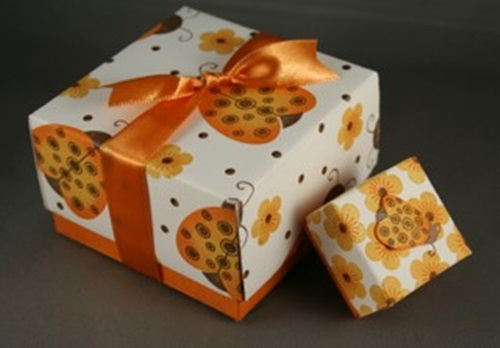 Diy paper origami gift box with lid - Diy projects with a cardboard box boundless creativity ...
