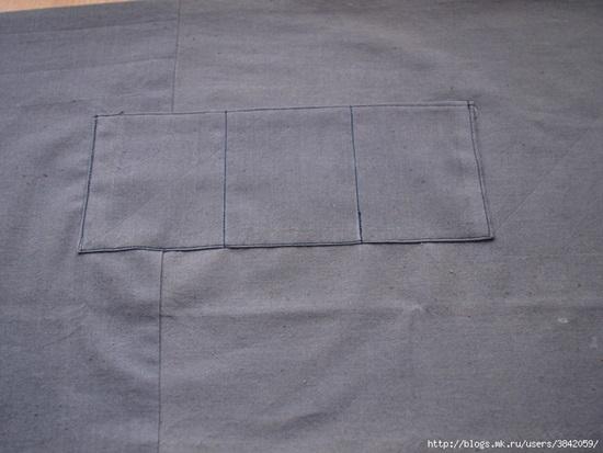 DIY Recycled Jeans Bag