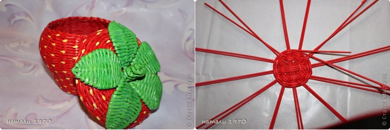diy-woven-strawberry-shaped-basket-from-recycled-newspaper-00-00