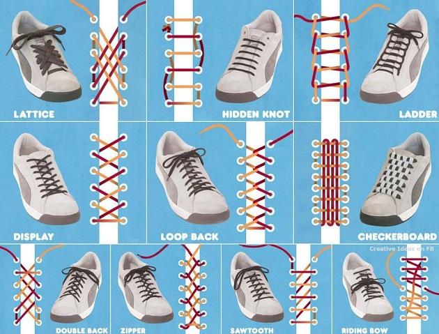 Reddit Do You Tie Your Shoe Laces