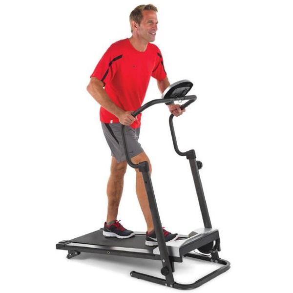 A foldaway treadmill-1