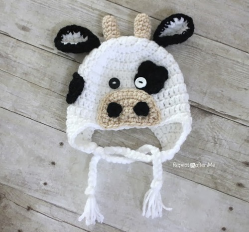 40+ Crochet Animal Hat with Patterns - Page 2 of 4