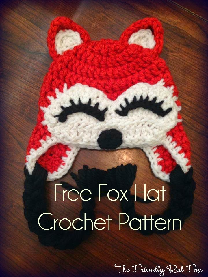 Free Zebra Print Hat Crochet Pattern : 40+ Crochet Animal Hat with Patterns