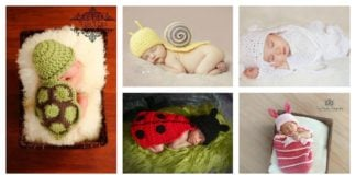 The Cutest Crochet Baby Outfits Around