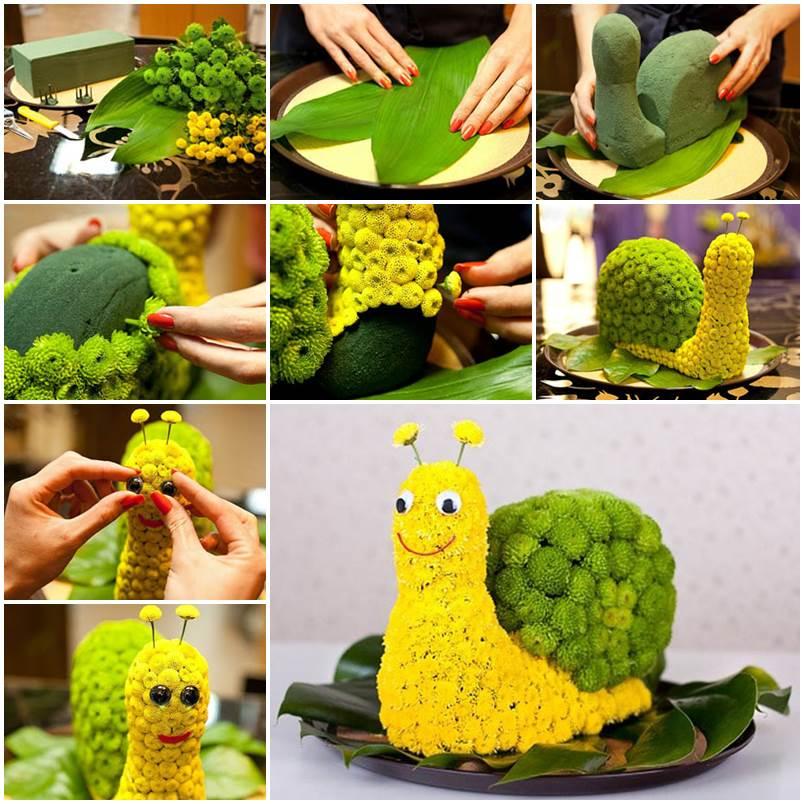 DIY-Cute-Daisy-Snails-1